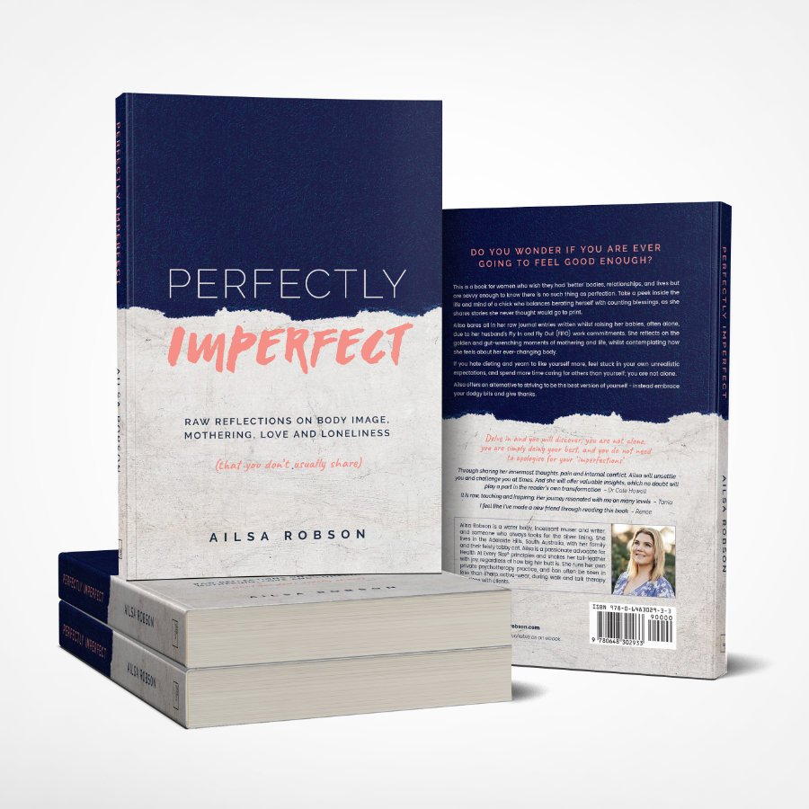 Striving for Imperfection Volume 3 (Striving for Imprefection)