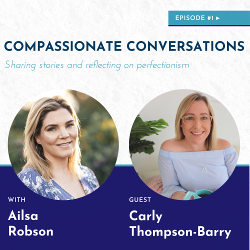 Episode 1: Conversation with Carly Thompson-Barry