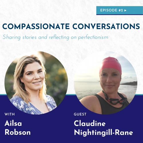Episode 2: Conversation with Claudine Nightingill-Rane
