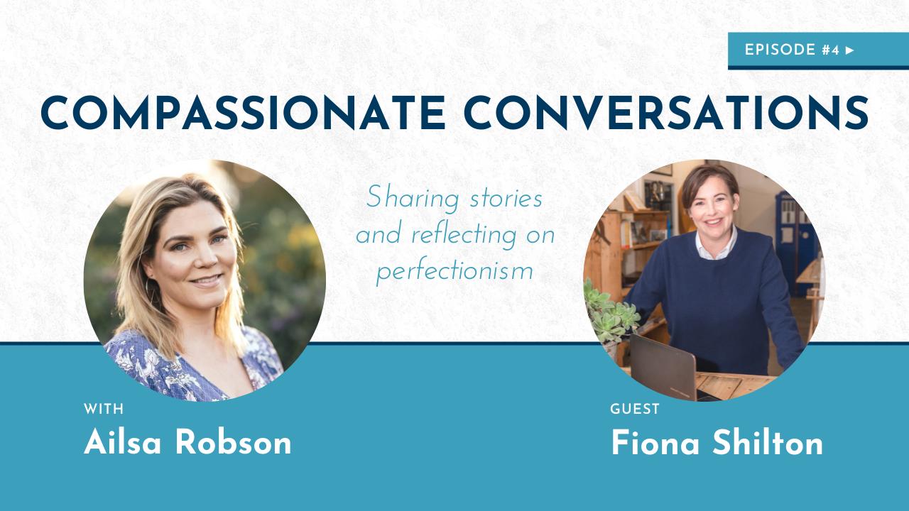 Episode 4: Conversation with Fiona Shilton